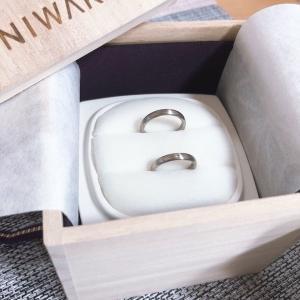 俄(NIWAKA)の結婚指輪!夫もつけたくなるデザインで男性にも人気!