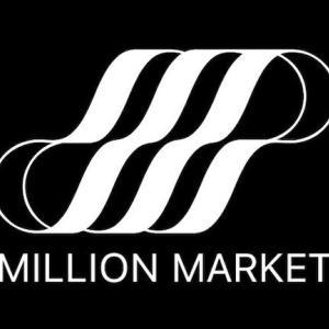 【Million Market】ヒップホップ・R&Bファン要注目【レーベル】