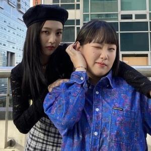 【JOY (Red Velvet)】艶やかに、華やかに【パク・ムンチ】