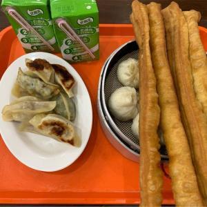 ローカルのお店で、中国の定番朝ごはんを食べてみよう!