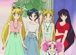 90年代の少女漫画に見るファッションの流行