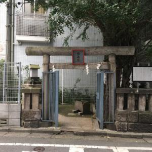 都庁の周りでぶらぶら神社巡り! 銀杏天神社+α