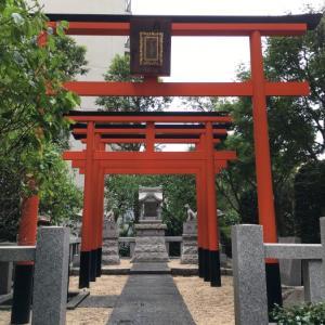 都庁の周りでぶらぶら神社巡り! 銀世界稲荷神社・新宿中央公園