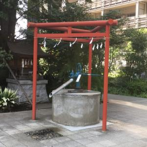 都庁の周りでぶらぶら神社巡り! 成子天神社・後編