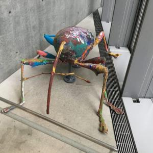 昆虫とデザインが盛り沢山!虫展に行ってきたんだよ!⑥
