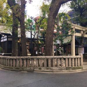 爽やかな秋空の下で神社巡り! 恵比寿神社