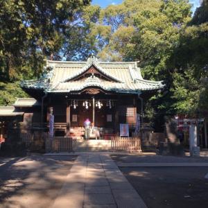 爽やかな秋空の下で神社巡り! 代々木八幡宮