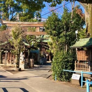 品川から目黒までぶらぶら神社巡り! 荏原神社