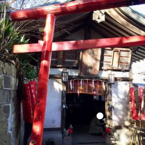 品川から目黒までぶらぶら神社巡り! 品川神社の境内色々
