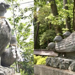 北から南へ浦和を横断神社巡り! 大谷場氷川神社