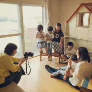 親子フォト撮影会 開催報告☺