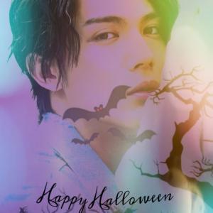 Halloweenなんだね