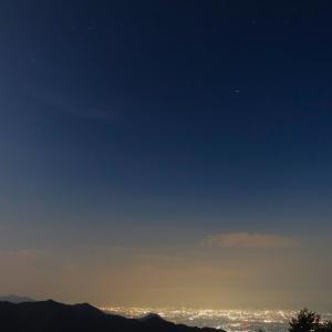 星空のタイムラプス撮影