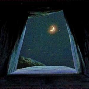 ジブリアニメの疑似聖地(5)もののけ姫のドルメン的景観