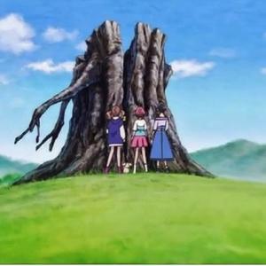 ヒープリ「永遠の大樹」的ウルトラ巨木を高知県で