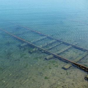 高松市にも「海に続く線路」が
