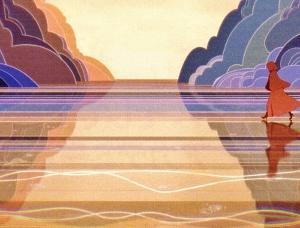 「竜とそばかすの姫」聖地(11)Uの自然と聖地バスツアー