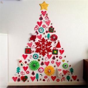 手軽にできるクリスマスデコレーション:ORIGAMI編