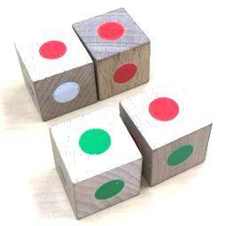 パズル道場:フォーキューブで伸ばす思考力!