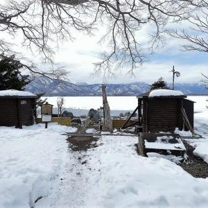 屈斜路湖(くっしゃろこ)で白鳥と混浴!?