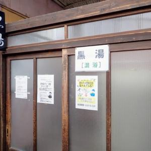 東鳴子温泉 高友旅館 「黒湯」