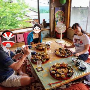 自然菜食料理 奈良県生駒市「ナイヤビンギ」