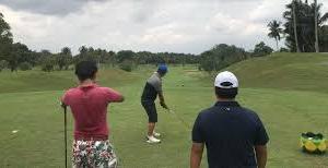 ゴルフのルール_アドレス後に後ろに人を立たせたら2打罰_誰に?2019年度ルール改正