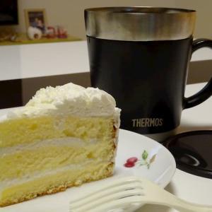 ケーキ&コーヒーでおやつタイム