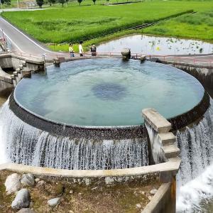 東山円筒分水槽に行きました