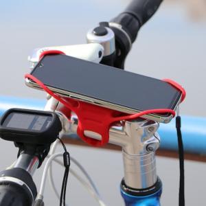 朝のサイクリング