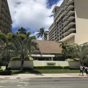 ハワイ最終日 子連れ 過ごし方 2019 ハレクラニのオーキッズにランチにいってきました!