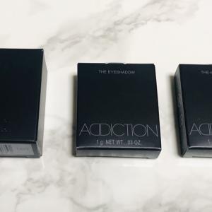 SUQQU&ADDICTION購入品☆