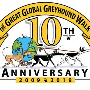 THE GREAT GLOBAL GREYHOUND WALK  2019