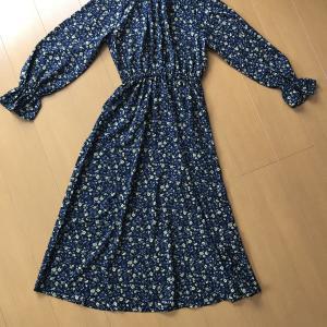 ママファッションの味方♡GUでプチプラな秋冬に活躍しそうなワンピースを買いました