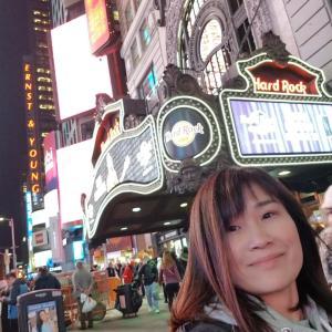 世界一周*アメリカ(ニューヨーク)ひとりで過ごす誕生日はオペラ座の怪人観劇とつるとんたん*