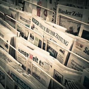 世界のトップ9のニュース企業