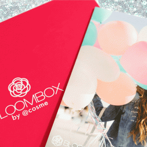 BLOOMBOX◆2020年3月の中身をネタバレ!箱から飛び出る大容量な化粧水