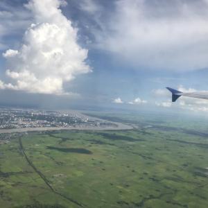 【インド①】ヤンゴンからデリーへ。