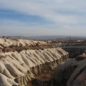 【トルコ④】カッパドキア最終日。岩岩岩岩岩岩。