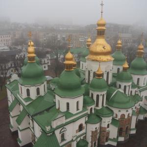 【ウクライナ①】旅最北端の地キエフに到着!