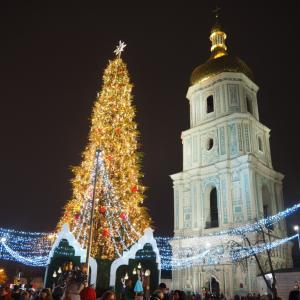 【ウクライナ④】クリスマス!ホットワインにハマった。