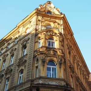 【チェコ②】ヨーロッパ1のユダヤ人街を散歩。