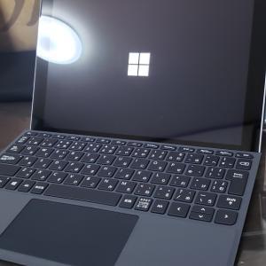 Windows Sモードを解除する方法【Surface Go】