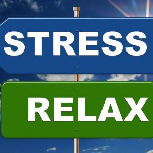ストレス。
