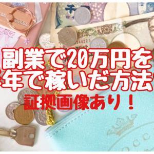 普通のアラサーOLが半年で20万円の副収入をGETした方法。
