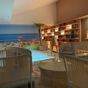リゾナーレ熱海のソラノビーチBooks&cafeに行ってきた感想♪