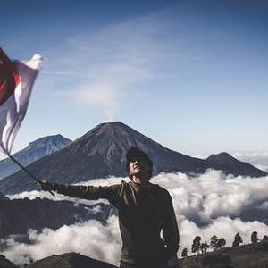 インドネシアの山  ジャカルタ近郊編