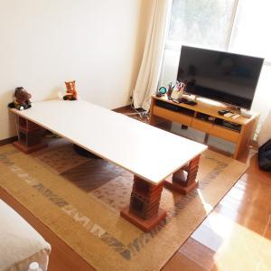 ルームシェアするならローテーブルにはこだわるべし!