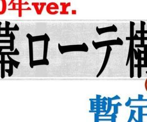 2020年読売巨人軍開幕ローテーション予想(暫定版)