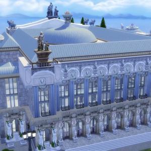 The Sims4 「The Phantom of the Opera 配布」
